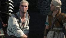 White hair? Check. Lust for violence? Check. Giving Vesemir an ulcer? Check.