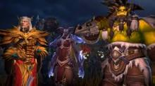 Various races of the Horde stand side by side.