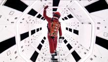Kubrick's classic imagery in 2001 still resonates today