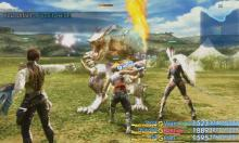 Enjoy the classical combat system of Final Fantasy in The Zodiac Age.