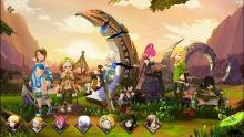 Players can choose from a number of powerful classes in Dragon Nest!