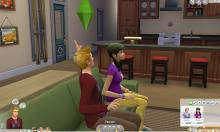 Cheat, Mod, UI Extension, Sims 4, Relationship, Romance, BFF