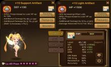Fran, Summoners War, Light Fairy Queen