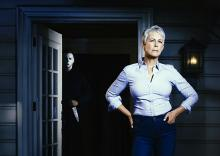 Halloween 2018, Halloween, Jamie Lee Curtis, Michael Meyers