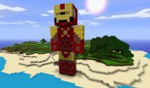 I love Ironman