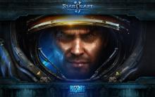 Official poster boy for StarCraft II: Wings of Liberty