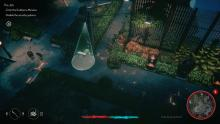 Seven: The Days Long Gone Gameplay of the player trying to stay out of enemy sights