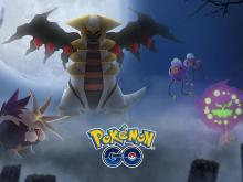 This update brought new Pokémon from the Sinnoh Region.