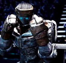 Are you ready to witness the punches of the robot of the future?