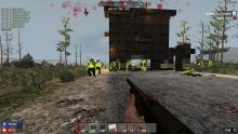 Radiations zombies