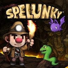 Spelunky was developed by Mossmouth and released on August 8th, 2013