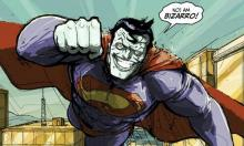 Bizzaro is a creation of Lex Luther against Superman.