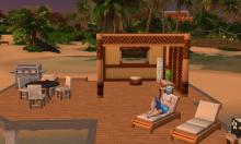 Father Winter, Sulani, Households