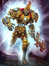 Janus is a Roman Mage and is the 2nd best Mage in SMITE