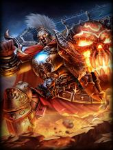 War is hell and Ares is war, bring him to the Arena and bring victory to your team