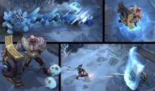 Braum's abilities protect, assist, and help his allies to victory.