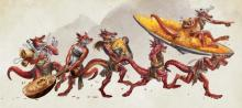 Kobolds, Monster Manual, Dungeons and Dragons
