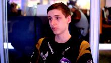 A young Bjergsen with a bright future in League of Legends