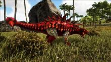 The Ankylosaurus can soak a ton of damage, and dish it back out