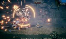 Seek thrilling combat in Octopath.