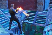 Fortnite is getting up-close and personal
