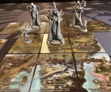 Figure out what ails your land in  Tainted Grail: The Fall of Avalon.