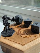 Use a specialty printer to help make your miniature obsession a bit more manageable or more out of control like my own.