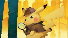 Detective Pikachu is confident in his self-proclaimed sleuthing skills!