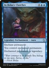 Dominaria enchantment showcasing a defaulting contract