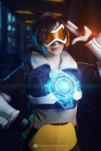 We would love to meet Tracer in a con!