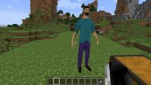 Make Minecraft more realistic if you want.