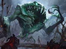 Frog spirit from dominaria