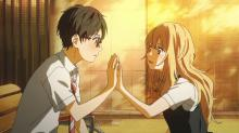 From Your Lie In April, we learn not only to live for others, but to most importantly live for ourselves.
