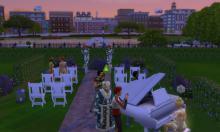 Sims 4, Wedding