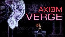 Axiom Verge was developed by Thomas Happ Games and released on May 14th, 2015