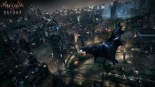Finally a bit of freedom to roam in Gotham!