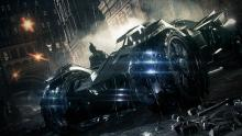 The Batmobile is a key part of Arkham Knight