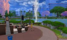 Llama Lagoon, Newcrest, Families, Playground, Park