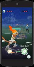 Player vs Player battle is a newer feature in Pokemon Go, and one that many fans love!