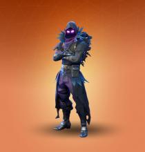 Fortnite Battle Royale Skin Raven
