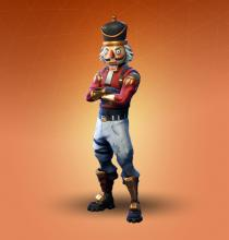 Fortnite Battle Royale Skin Crackshot