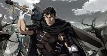 Berserk is an interesting story from the start, and beyond popular with anime fantasy fans overall.