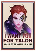 Moira, Overwatch.
