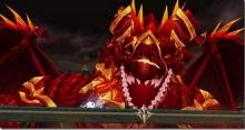 Battle powerful raid bosses in side-scrolling combat game Elsword Online!
