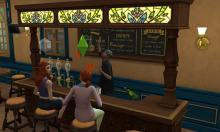 Pleasant sisters, Angela Pleasant, Lilith Pleasant, sisters, Household, Sims 4, Sims 3, Sims 2, University Life