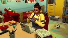 The deafening isolation of a dorm room could be a terrifying thing to experience as a freshman in college. With the choosing your own roommate mod, that doesn't have to happen to your growing sim!