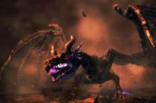 The dragons of Dark Arisen are just as ferocious and intimidating with their gruesome appearances.