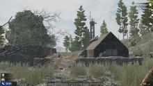Loot army camps to stock up on weapons and ammunition.