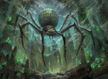 Spider legendary from teheros