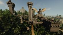 Medieval mod is an extremely artistic and well made add on for the game. How amazing is that dragon?